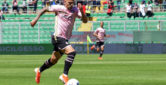 Palermo Spezia Trajkovski