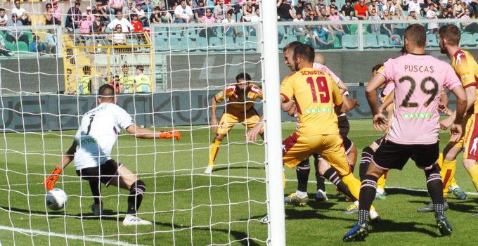Palermo Cittadella gol Adorni