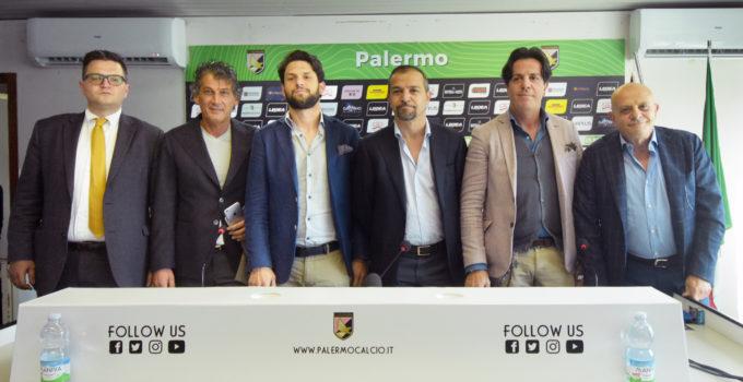 Conferenza stampa proprietà Palermo