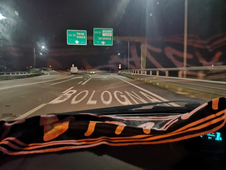 'Tutte le strade portano a Roma'. I tifosi rosanero sono accorsi nella Capitale per ...</div> <a class=