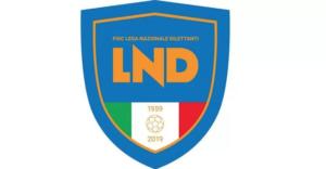 logo LND lega nazionale dilettanti