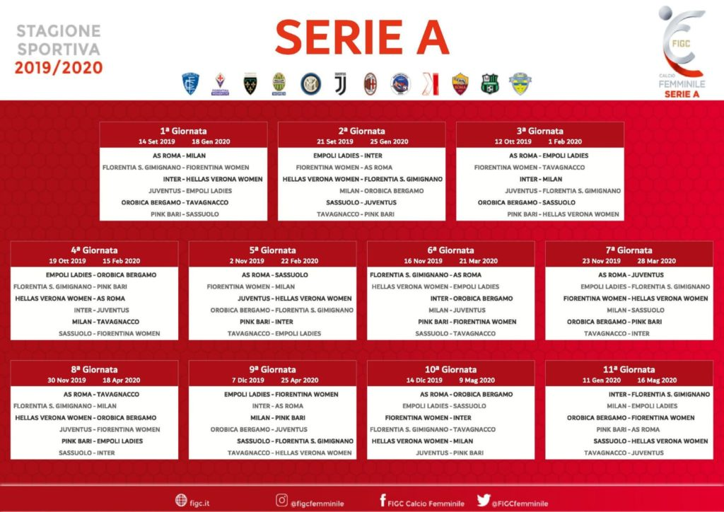Calendario Partite Calcio Serie A.Calendario Partite Milan