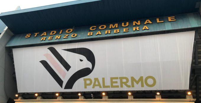 Palermo logo stadio Barbera