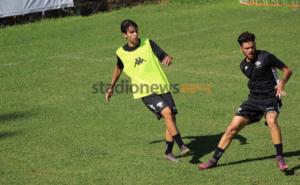 allenamento-palermo Langella Vaccaro