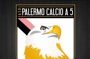 Logo Palermo calcio a 5
