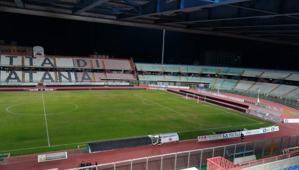 Serie C, il Catania è salvo: la società etnea passa alla SIGI