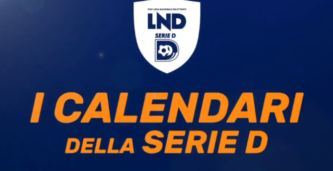 Serie D Calendario Archivi Stadionews24